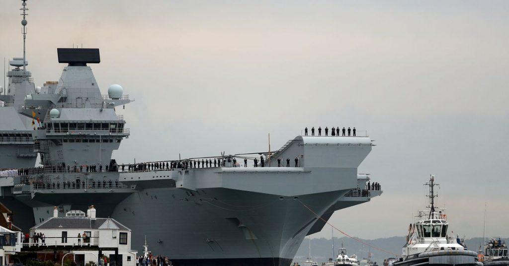 Британские военные корабли отправятся в Черное море в мае на фоне эскалации напряженности между Украиной и Россией - Sunday Times