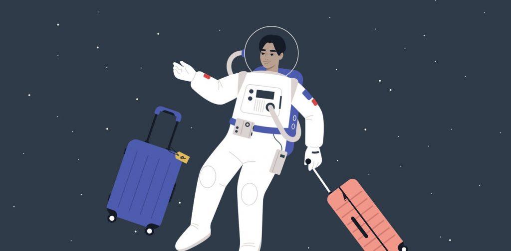 Космический туризм, который создавался 20 лет, наконец-то готов к работе