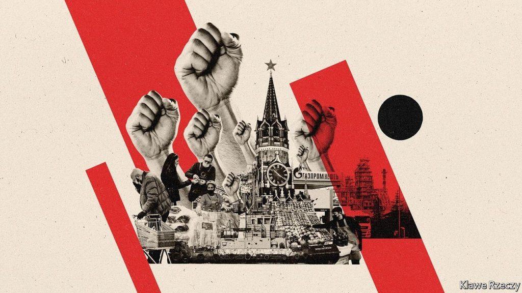 Кремль изолировал экономику России