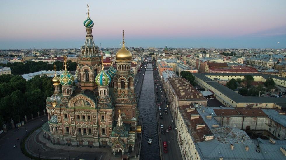 Петербургский экономический форум в России 2021 посвящен новой экономической реальности, с которой столкнется мир после COVID-19 - RT Business News