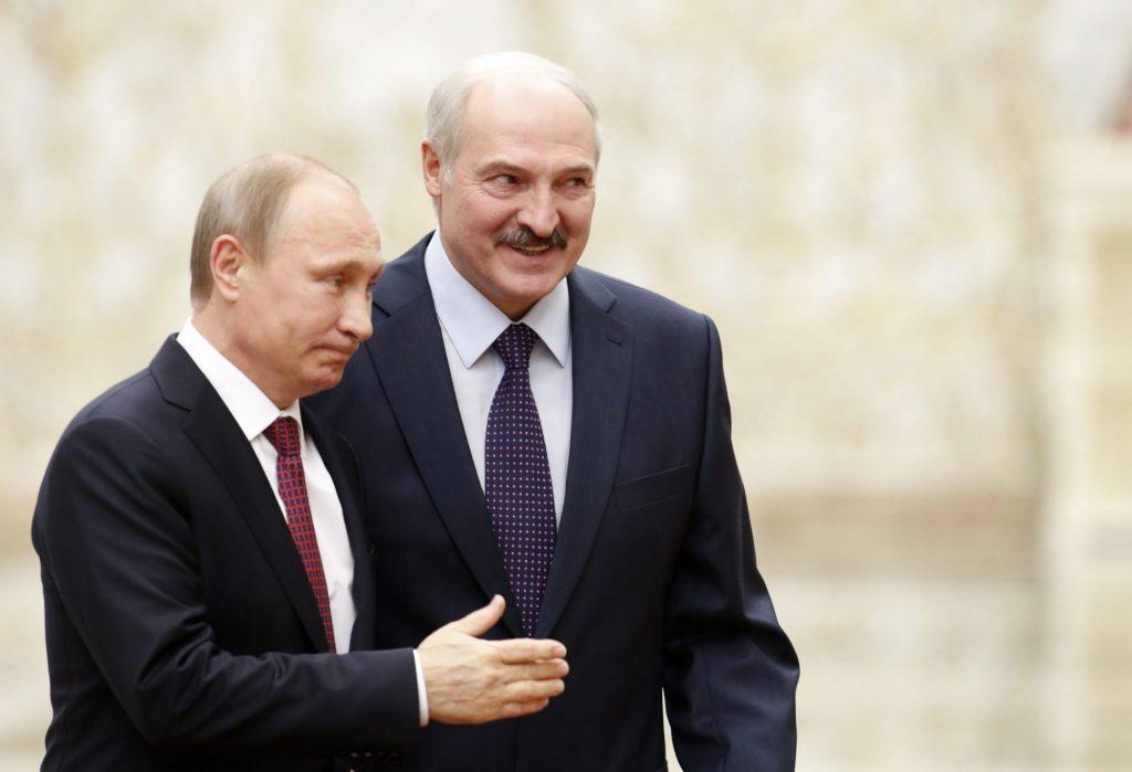 Украина исключает возможность возобновления мирных переговоров в Минске, поскольку Путин ужесточает контроль над Беларусью