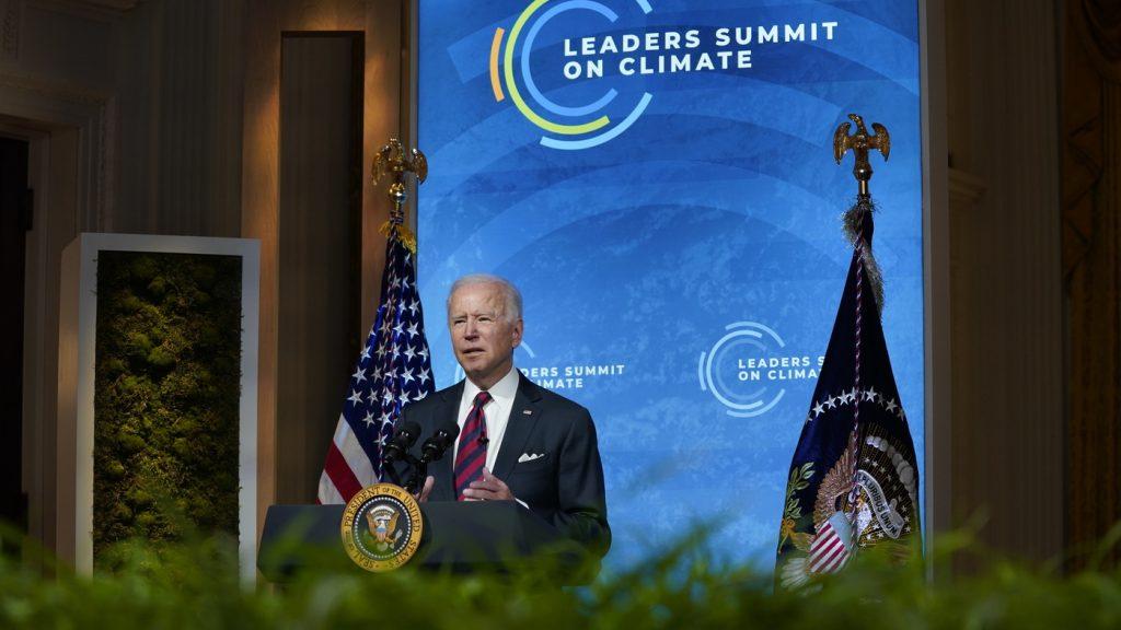 Саммит Байдена по изменению климата фокусируется на выбросах и экономике: NPR