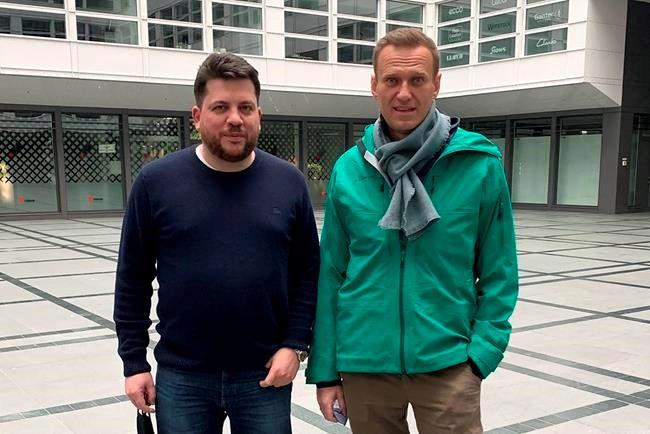Канада должна наказать правящих олигархов Владимира Путина: глава администрации Алексей Навальный