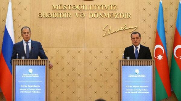 Мир в Нагорном Карабахе может раскрыть потенциал экономического региона: Лавров