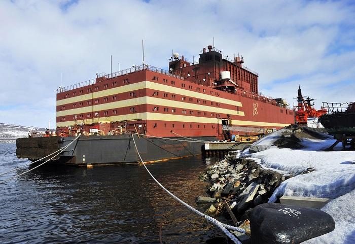 Россия планирует построить до пяти плавучих атомных электростанций на северо-востоке страны - новости