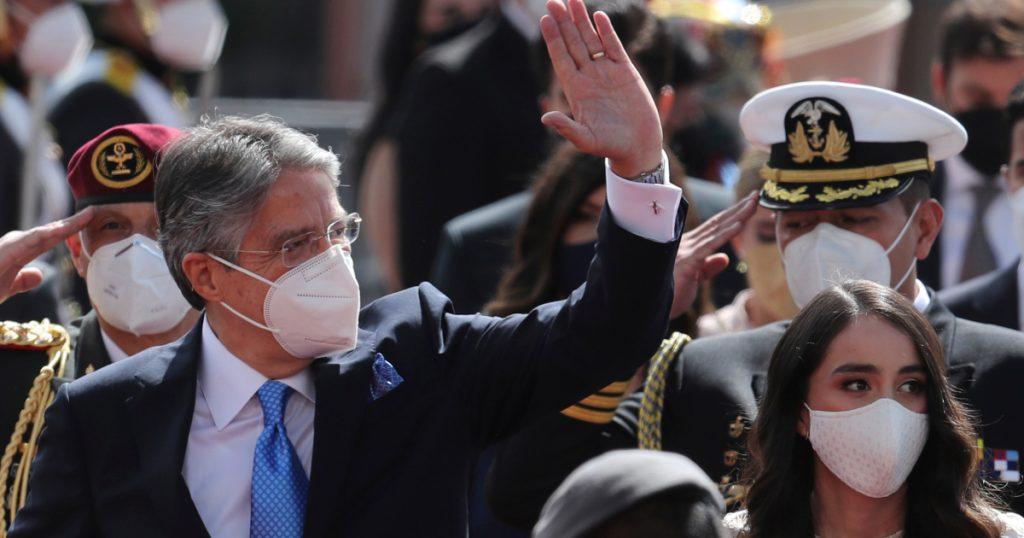 Эквадор принял конституционную присягу в условиях экономического кризиса |  Новости выборов