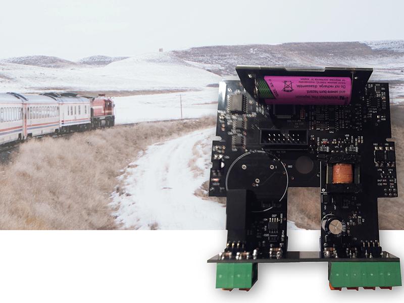 Тадран обеспечил резервный электронный счетчик для российских локомотивных аккумуляторов