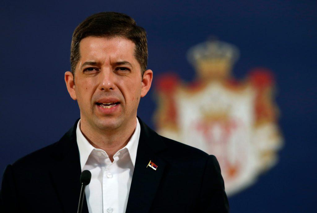 Белград считает Соединенные Штаты важной опорой в условиях конкуренции между великими державами |  Голос Америки