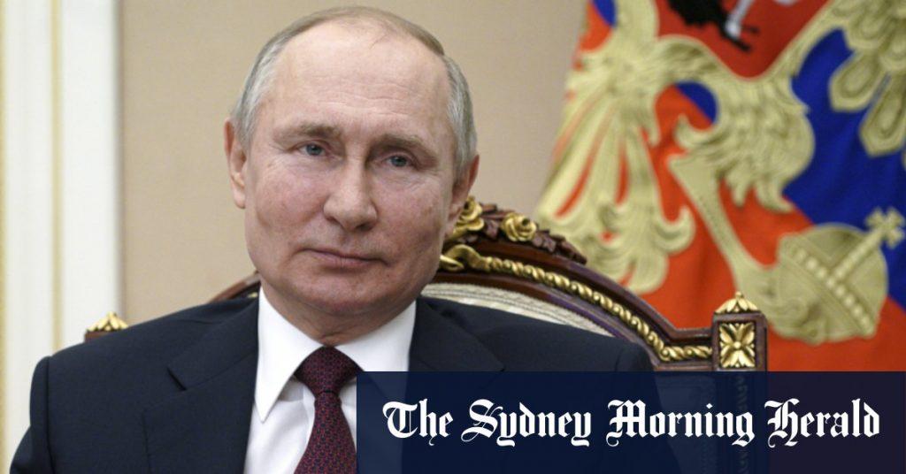 Когда мир становится зеленым, Путин делает ставку на уголь