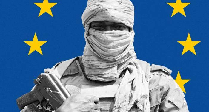 Критики утверждают, что план ЕС за 5 миллиардов евро по укреплению своей `` жесткой силы '' и вооружению дружественных правительств в Африке и других странах является безрассудным планом.