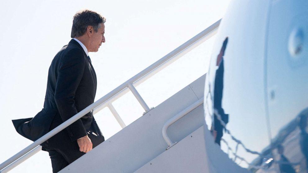 Блинкен встречается с европейскими союзниками, чтобы проинформировать его о саммите Путина и выступить против Китая
