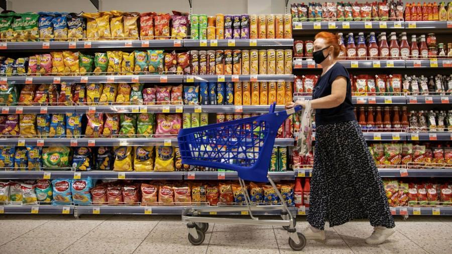 Кремль может ограничить экспорт продуктов питания, чтобы защитить его от роста цен