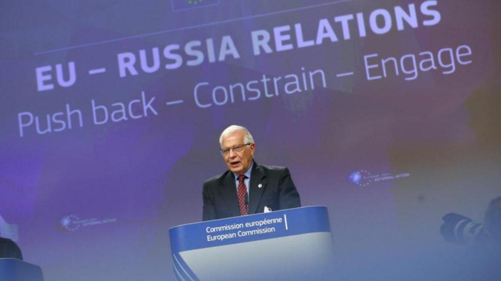 Отношения между Европейским Союзом и Россией имеют тенденцию к ухудшению