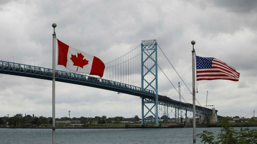 Последний коронавирус: губернатор призывает к немедленному открытию границы между США и Канадой