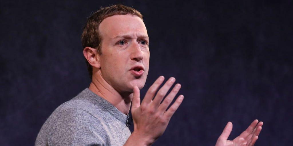 Марк Цукерберг потрясен, когда узнает о вмешательстве России: книга