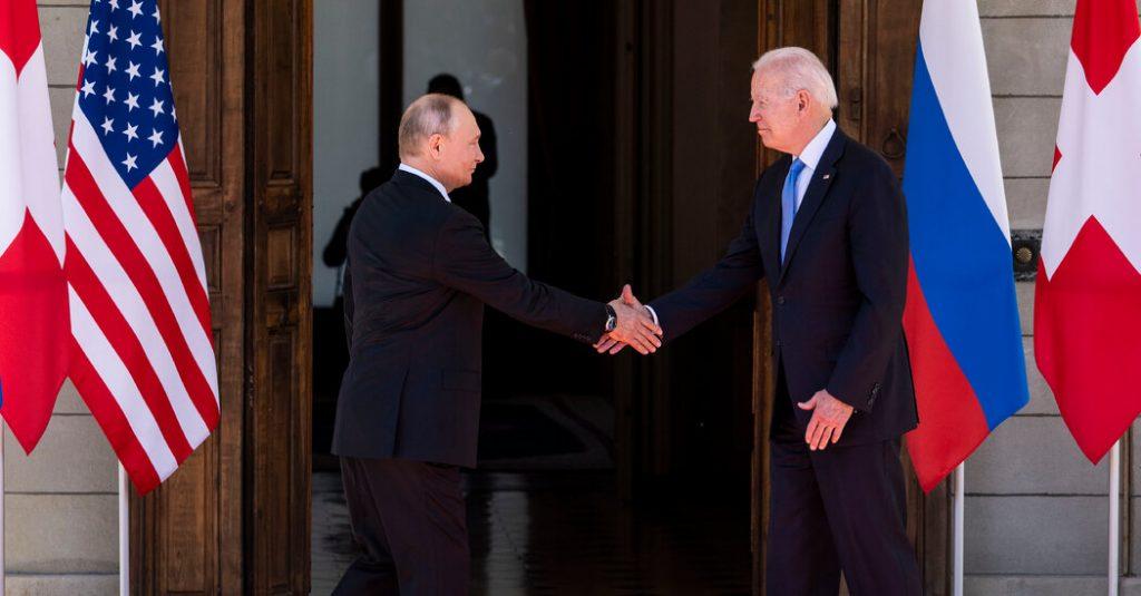 После встречи Байдена с Путиным США раскрывают подробности российской хакерской кампании