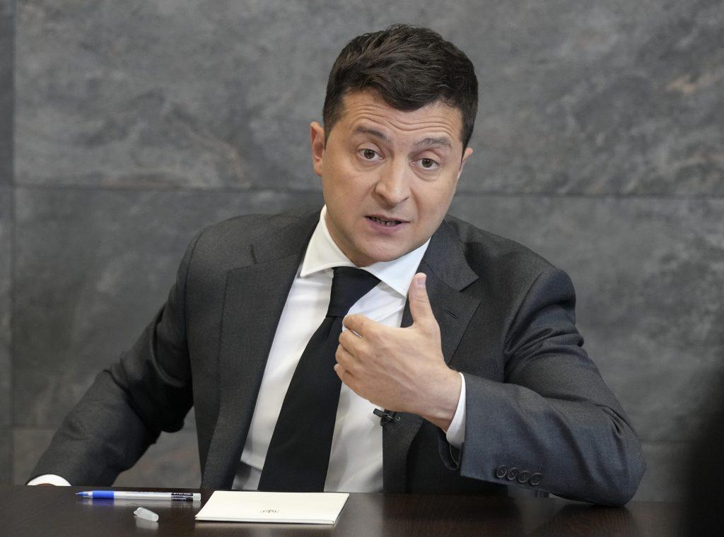 Президент Украины наконец-то получил дату для посещения Белого дома