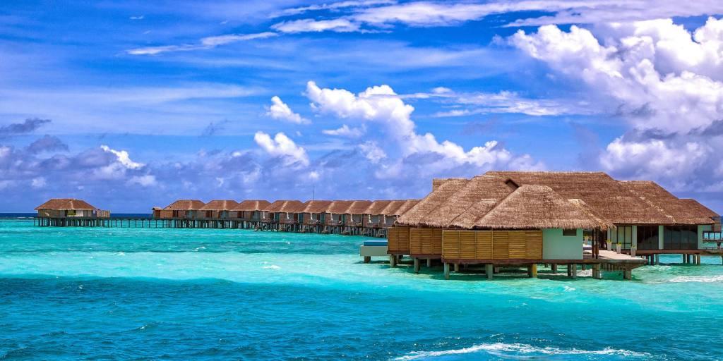 Русские туристы произвели фурор на Мальдивах