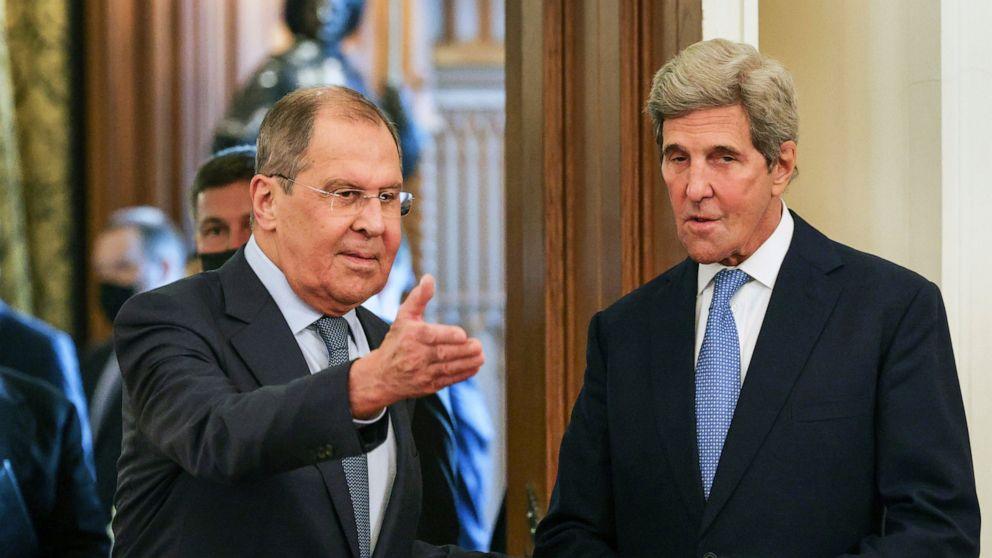 США и Россия заявляют, что переговоры по климату являются ступенькой к снижению напряженности