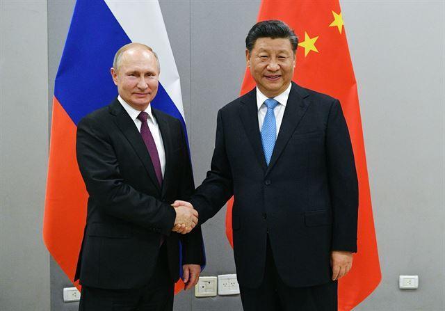 Отношения между Россией и Китаем крепнут, но далеки от совершенства