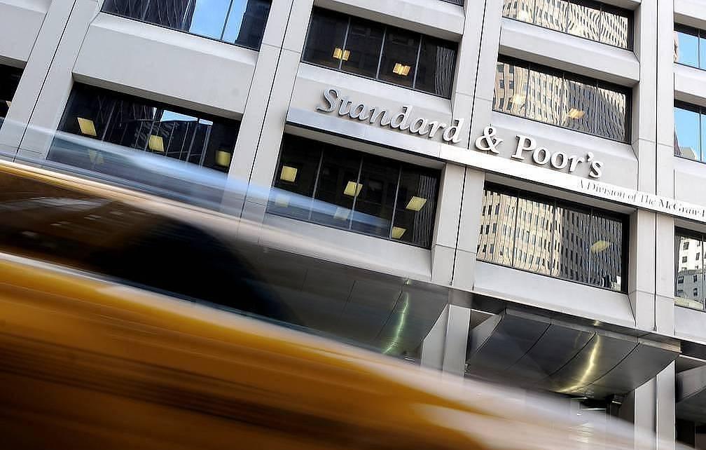 Standard & Poor's подтвердило рейтинг России на уровне BBB-, прогноз стабильный