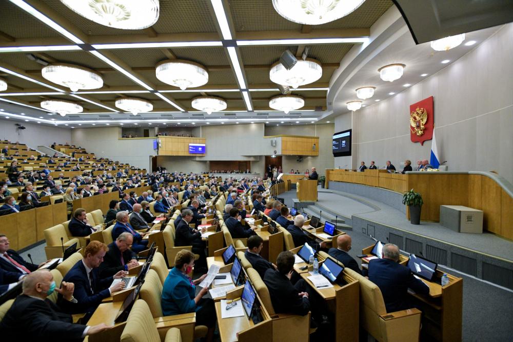 Единая Россия хочет большой победы на выборах в Думу