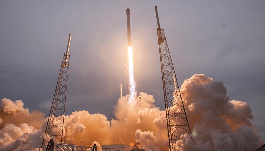 Запуск программы по использованию утилизированных ракет