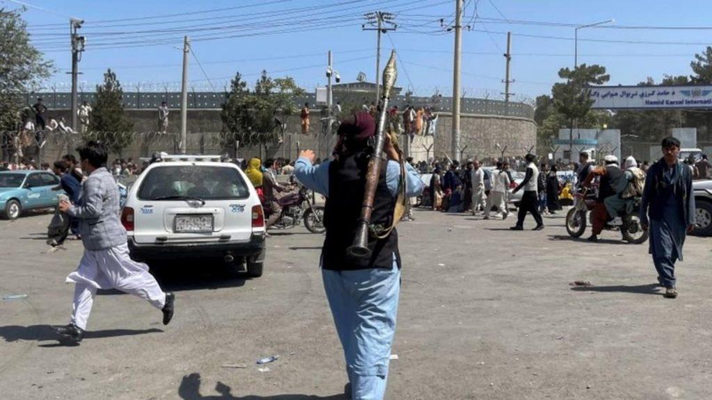 Кабул при талибах лучше, чем был при Гани: Россия |  мировые новости
