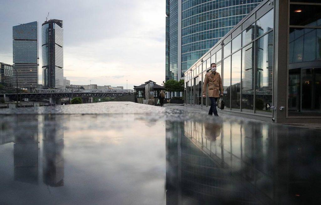 Российская экономика демонстрирует признаки умеренного роста - отчет ОЭСР - бизнес и экономика