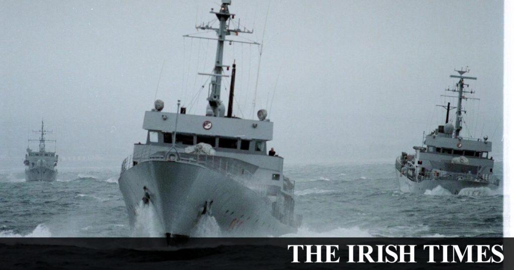 Российский шпионский корабль замечен у западного побережья Ирландии