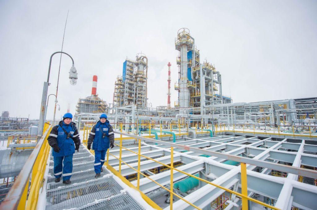 Россияне дают китайским нефтяникам вкус арктического метанола