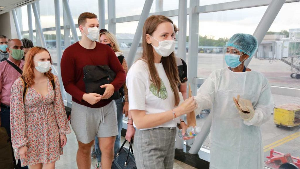 Шри-Ланка возобновляет еженедельные рейсы в Россию