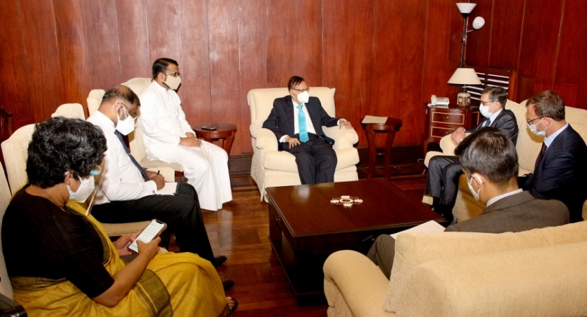 SL & Russia agree on solutions for common challenges
