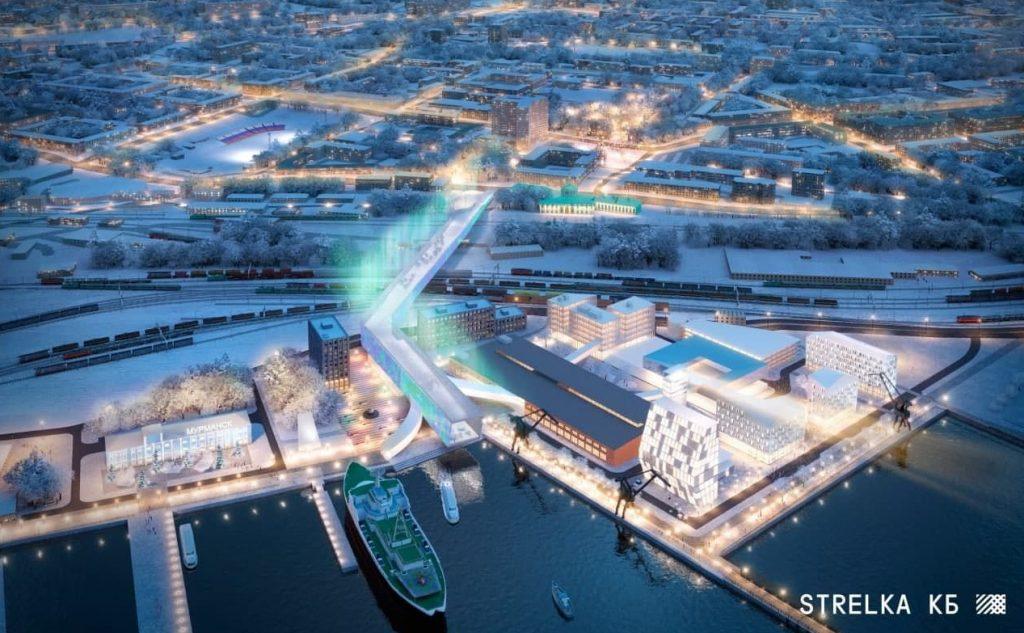 Обеспечено финансирование нового прибрежного городского округа Мурманска