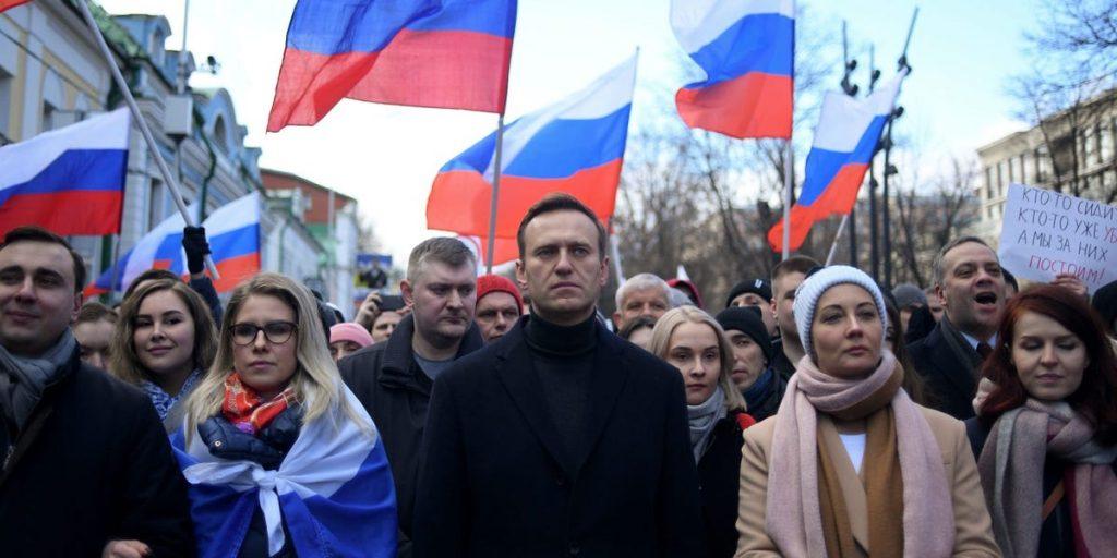 Apple и Google попросили Россию удалить приложение Навального