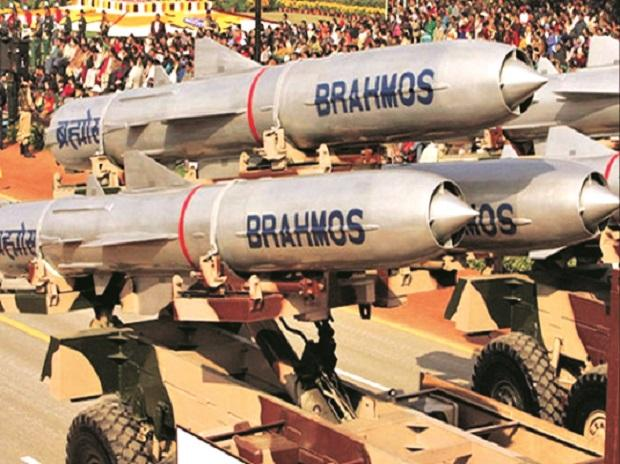 The current version of the BrahMos cruise missile is assembled at a facility in Hyderabad.