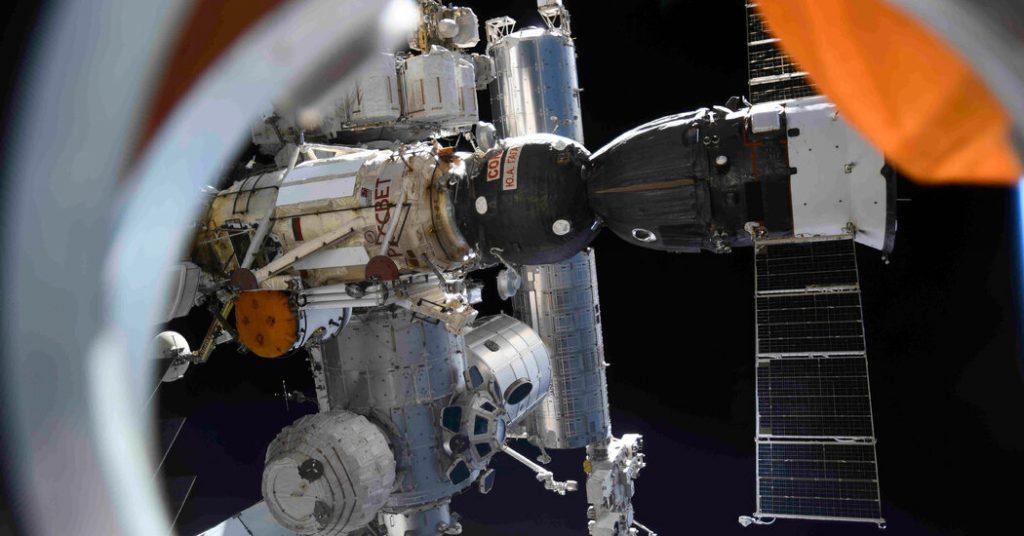Россия снимает свой первый полнометражный космический фильм «Вызов».