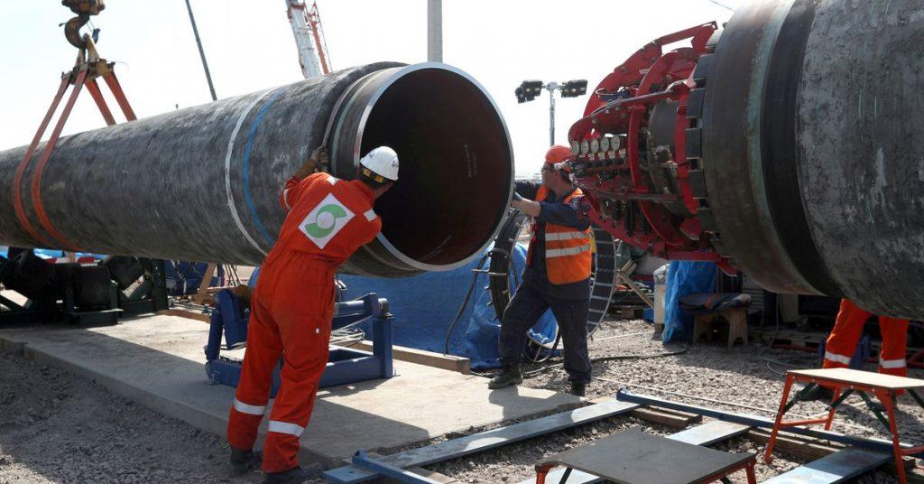 Слушания в Сенате США по поводу российского газопровода на фоне опасений Украины