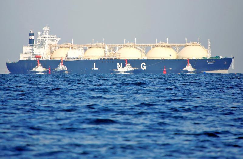 Рост мировых цен на газ угрожает подорвать восстановление экономики
