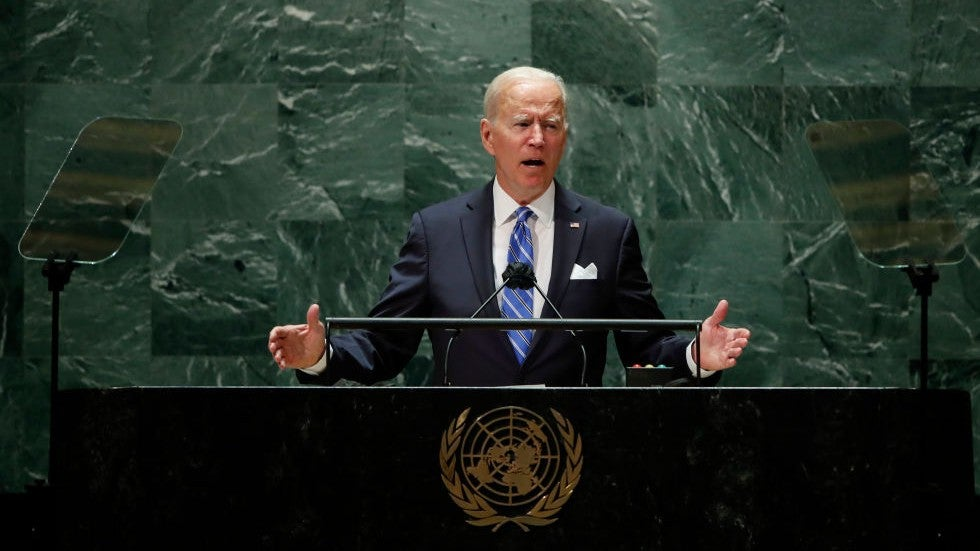 Президент Байден делает мир более опасным местом