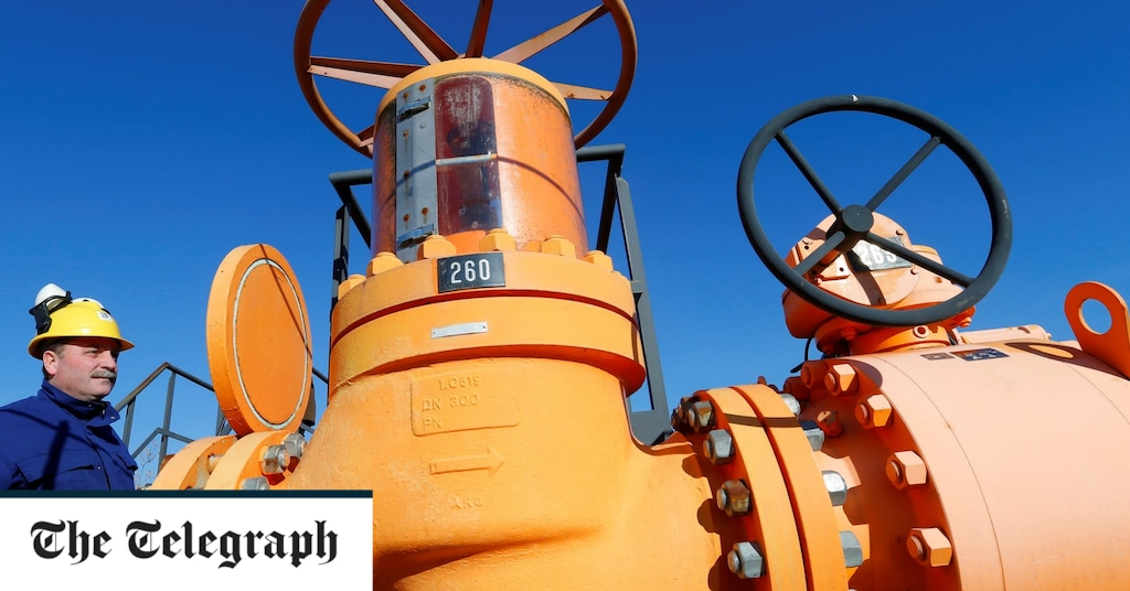 Энергетический кризис может заставить Россию покупать газ в Европе